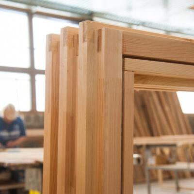 New Wooden Doors