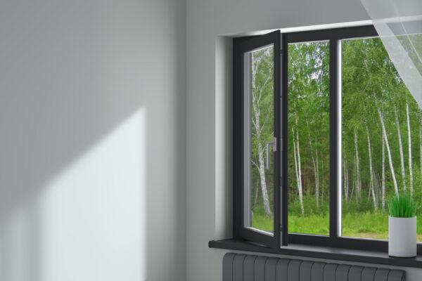 New Aluminium Windows