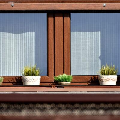 Custom Wooden Windows