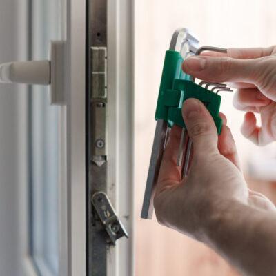 UPVC Door Installation
